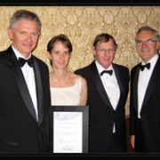 UQ applauds award-winning alumni